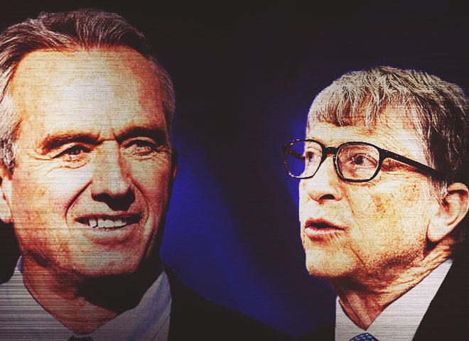 Robert Kennedy Jr. : En juin 2020, Bill Gates parlait déjà du certificat de vaccination