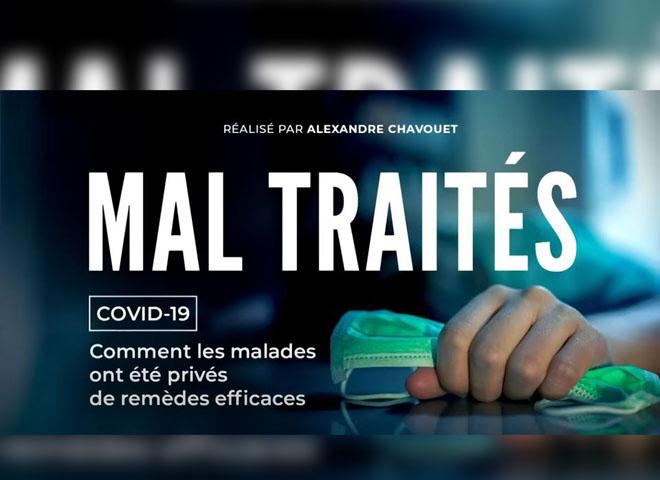 MAL TRAITÉS, le documentaire CHOC