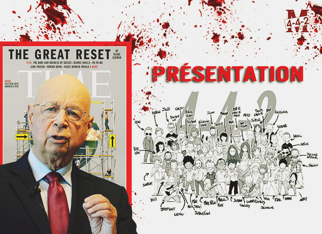 Marcel : le Grand Reset et présentation du site « Le Média en 4-4-2 »