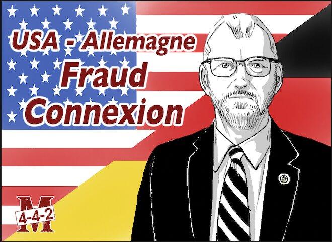 Fraude électorale aux USA : connexion en Allemagne
