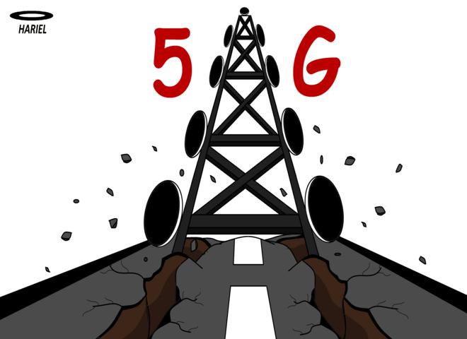 Fil d'actu : 5G