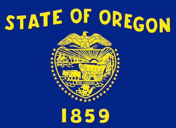 Etat de l'Oregon, USA