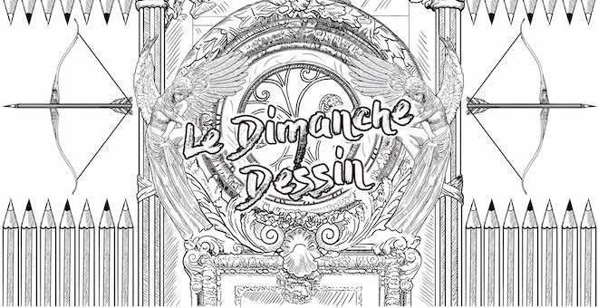 Le Dimanche Dessin (24 janvier 2021)