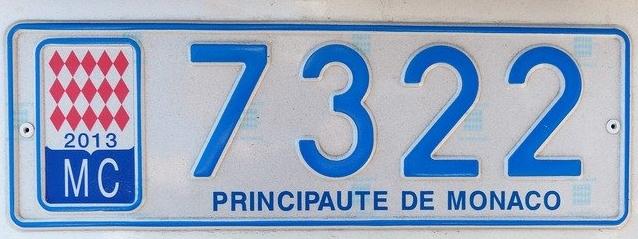 Plaque-Monaco