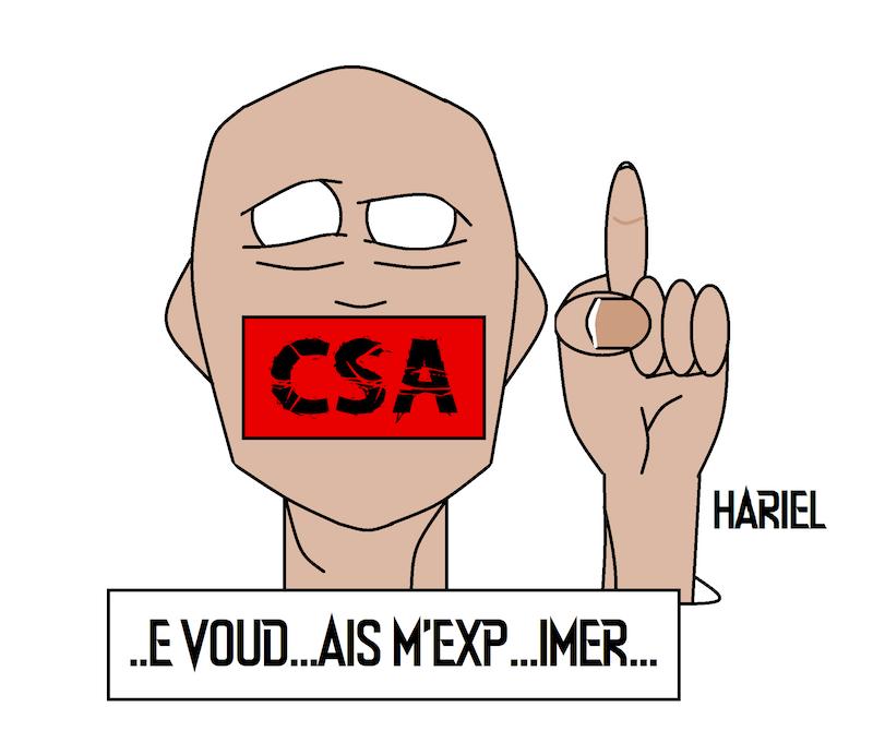 CSA par Hariel