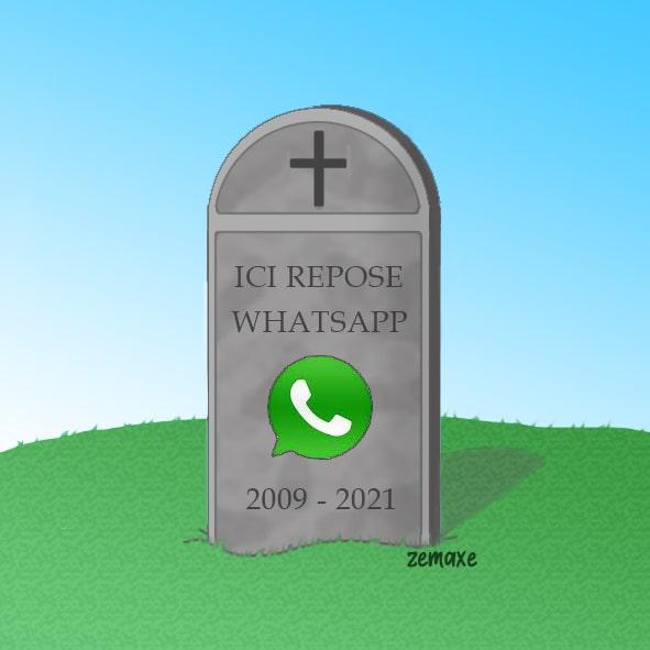 WhatsApp par Zemaxe