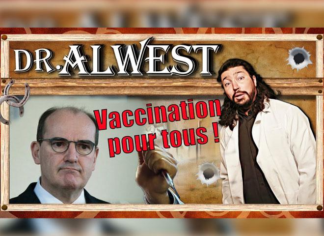 La vaccination pour tous par le Dr. Al West