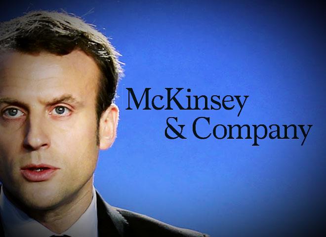 Santé, finances… c'est McKinsey qui gouverne