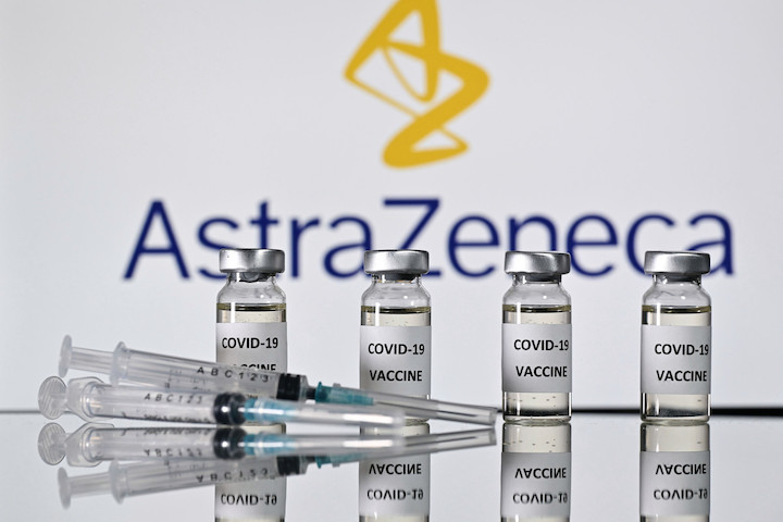 Vaccin contre le Covid-19 d'AstraZeneca