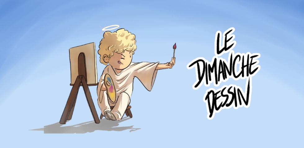 Le Dimanche Dessin (2 mai 2021)