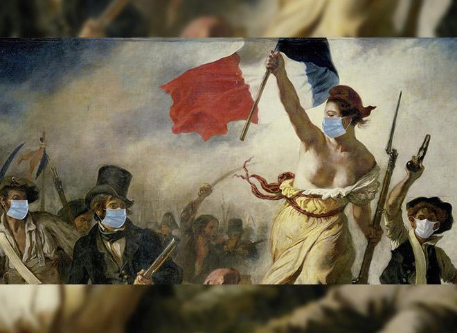 De la révolution française au Covid, Petite histoire de manipulation du peuple, de propagande et d'illusion démocratique. Partie 1