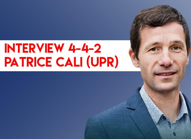 Patrice Cali (UPR) : « Mettre en doute le discours dominant devrait être un réflexe de tout un chacun »