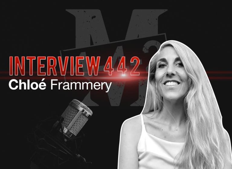 Chloé Frammery: «Je me sens portée par une sorte de feu intérieur»