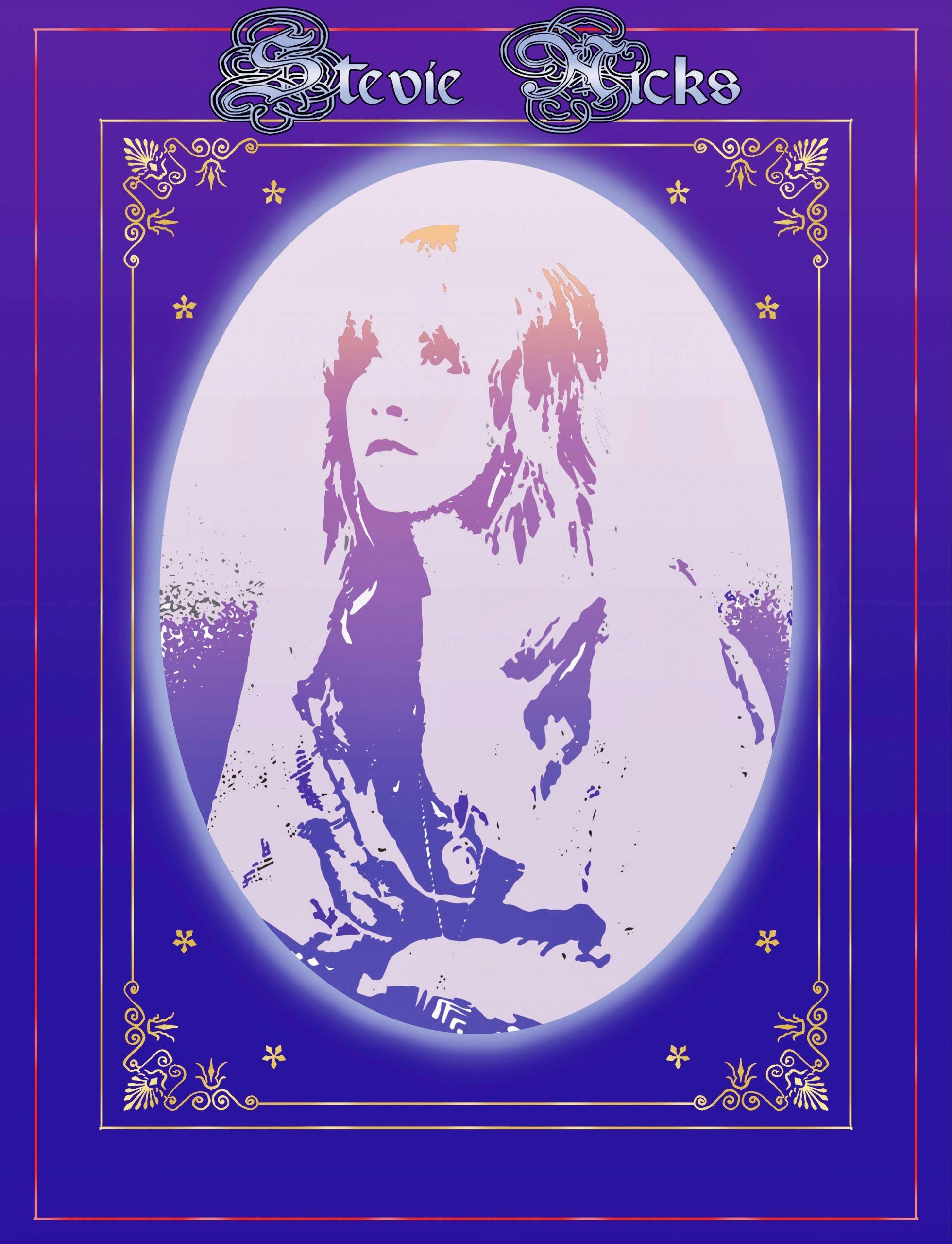 Stevie Nicks de Pierre-Arthur