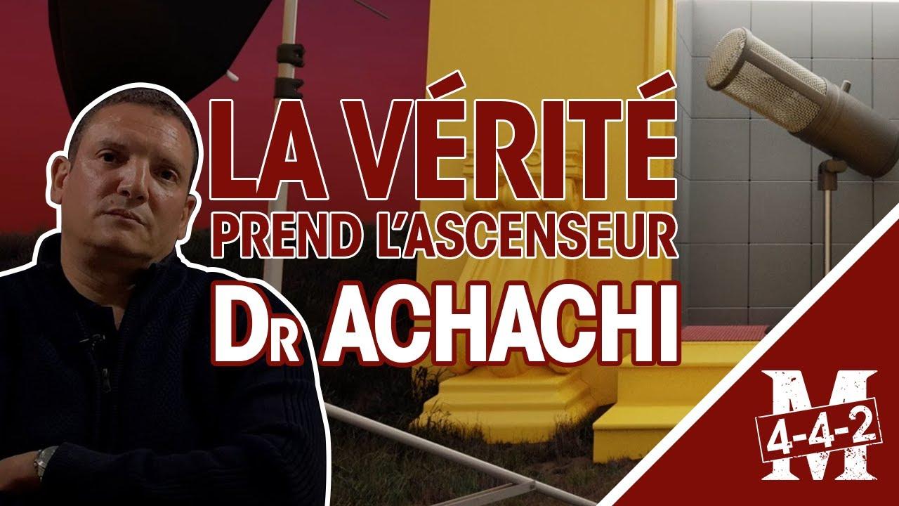 Pour ce premier numéro de « La Vérité prend l'Ascenseur », nous recevons Amine Achachi