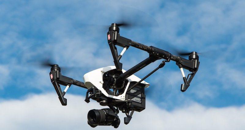 Drône, loi sécurité globale