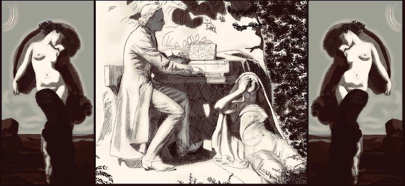Chopin, nocturnes par Pierre-Arthur