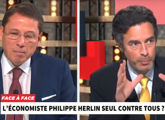 Philippe Herlin covid et manipualtion
