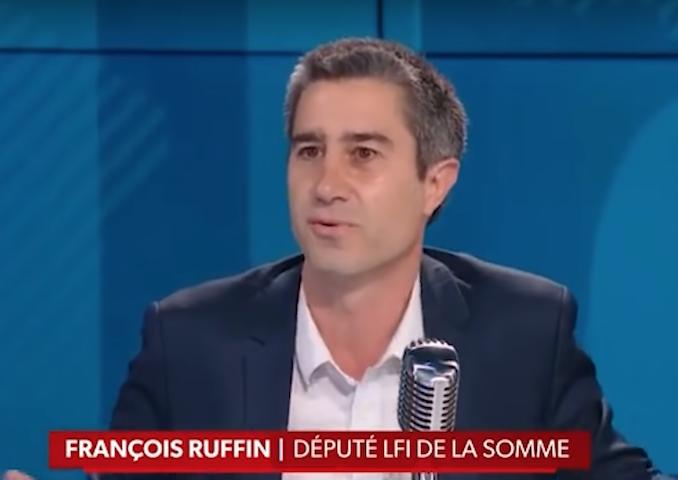 François Ruffin sur les déclarations de Macron