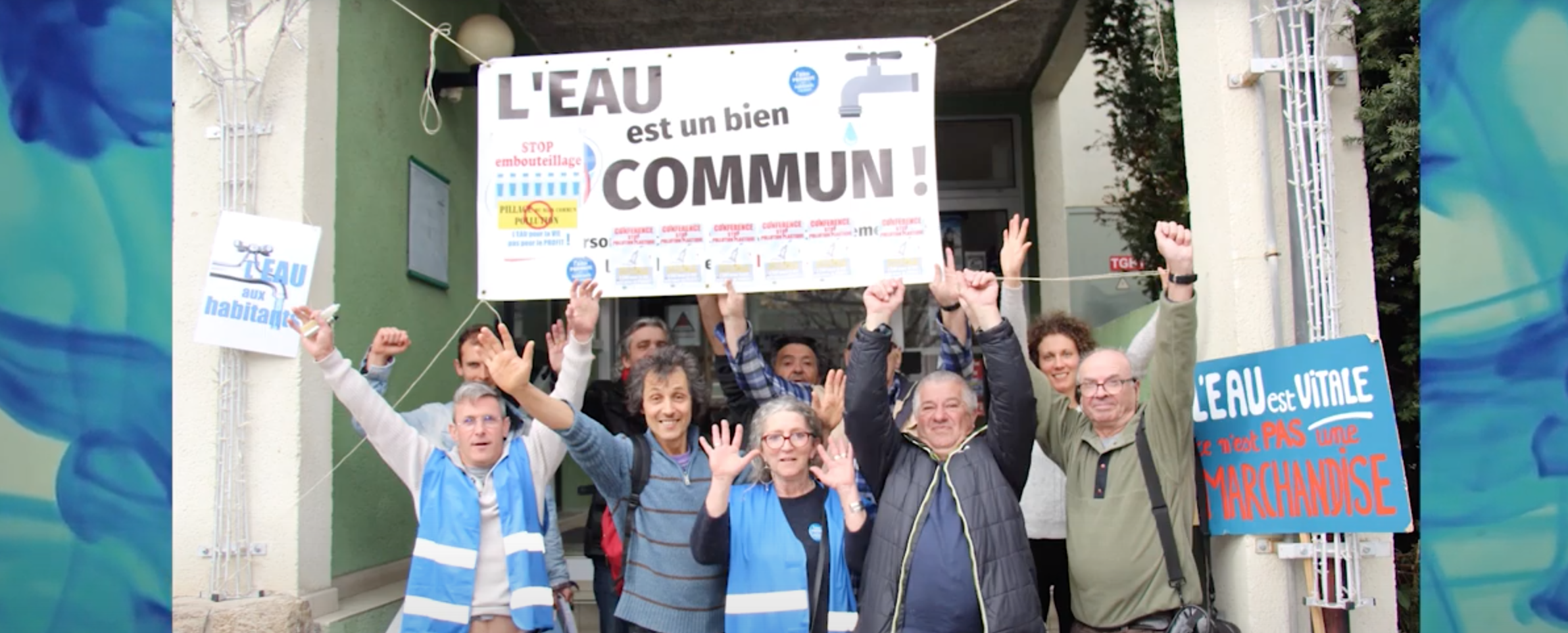 Nestlé vole l'eau des Vosges : enquête à Vittel