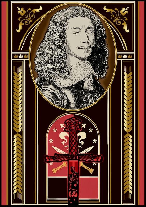 François de la Rochefoucauld par Pierre-Arthur