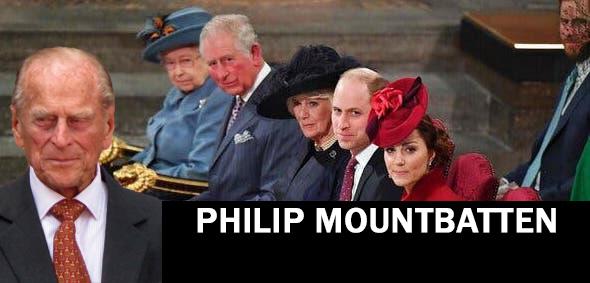 Mort du prince Philip, vie et fortune de la famille royale