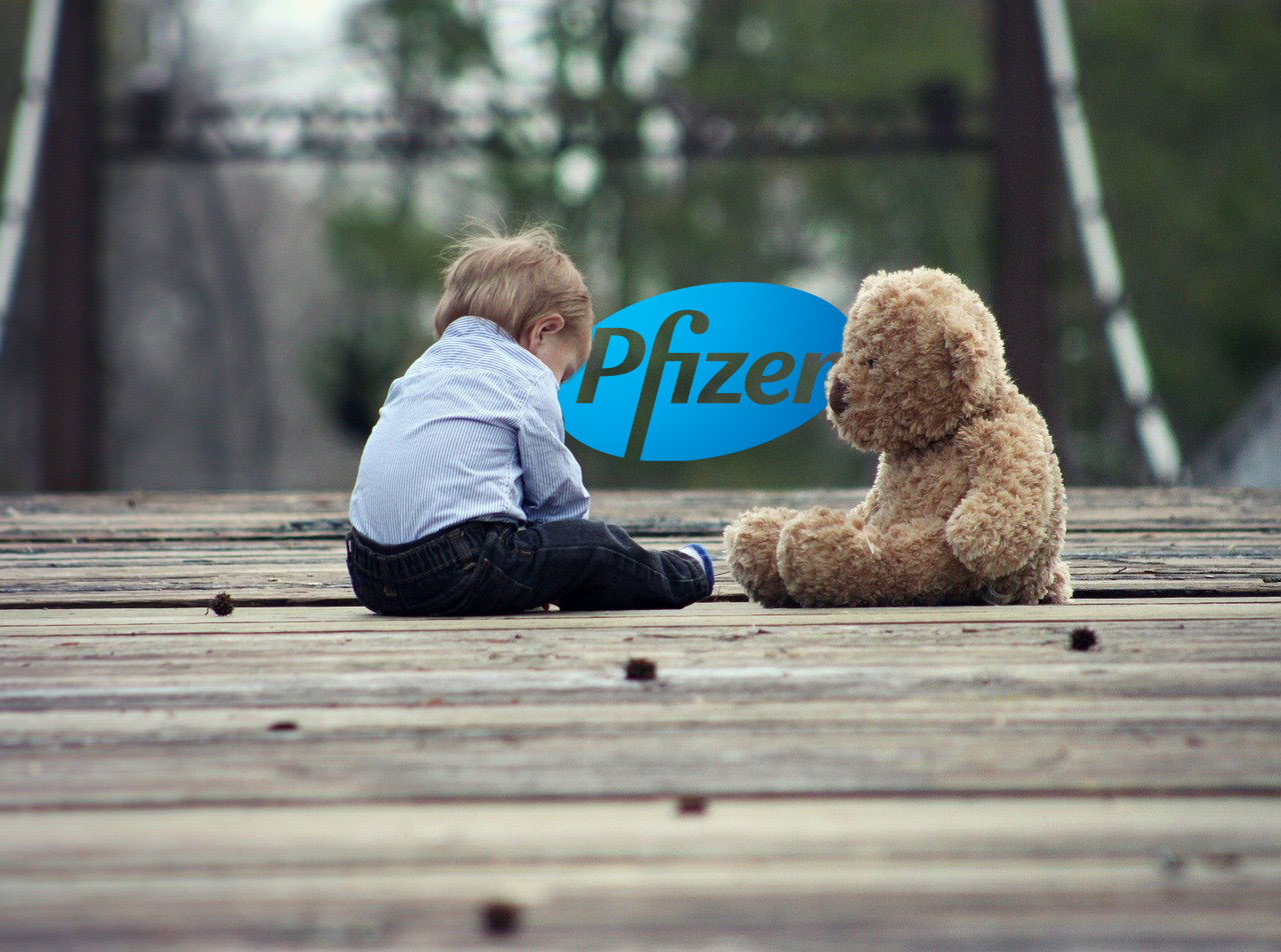 Pfizer veut vacciner les enfants aux Etats-Unis, pour commencer…