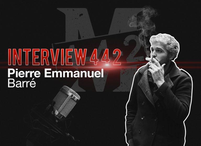 Pierre-Emmanuel Barré : « Le confinement, pour faire des vues sur internet, c'est super »