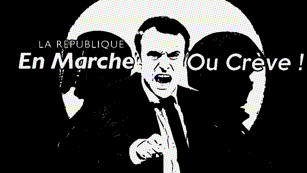 Macron veut reculer les élections, pour mieux sauter !