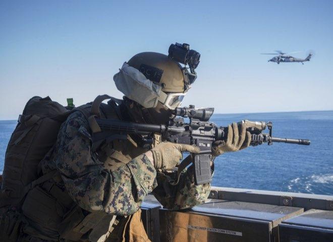 Près de 40 % des Marines ont refusé le vaccin contre le Covid-19