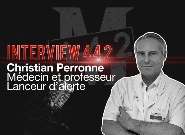 Entretien exclusif avec le Pr Christian Perronne pour son dernier livre « Décidément, Ils n'ont toujours rien compris ! »