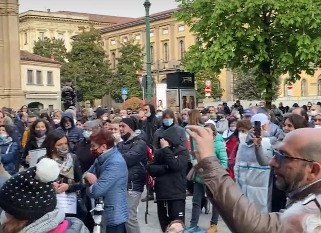 No Paura Day - Italie