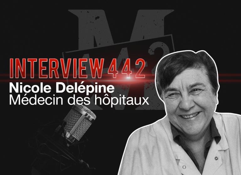 Nicole Delépine : « Le danger actuel n'est pas le virus mais bien le vaccin ! »