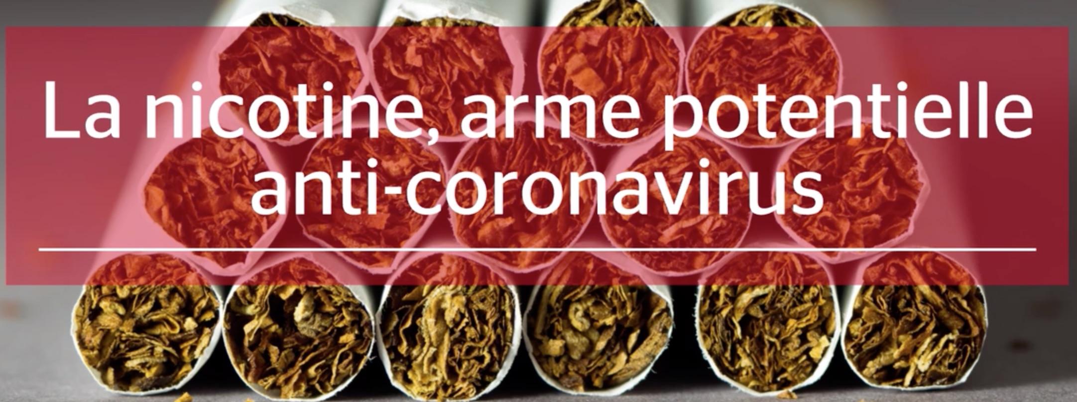 Fumer protège du Covid… les chercheurs de l'étude étaient liés à l'industrie du tabac
