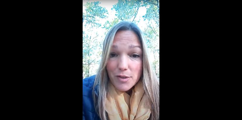 Une enseignante s'exprime sur la maltraitance des mesures sanitaires à l'école