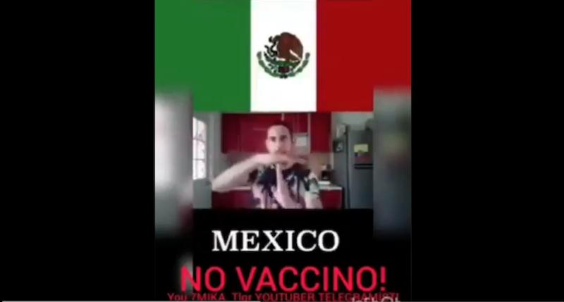Vaccination : les sourds-muets du monde entier font savoir qu'ils ne veulent pas être des cobayes