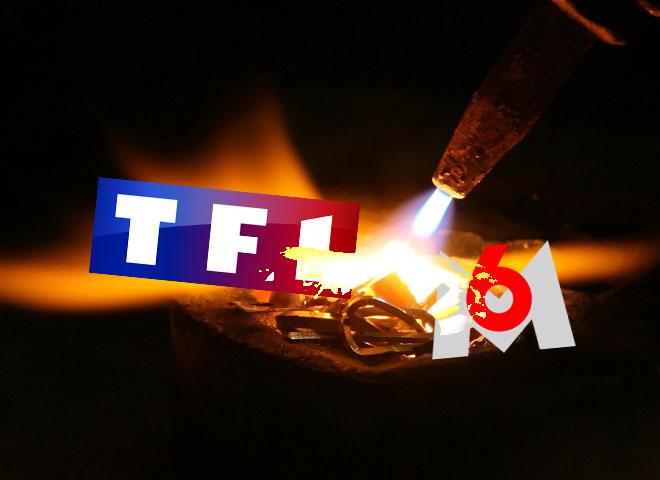 TF1 fusionne avec le groupe M6