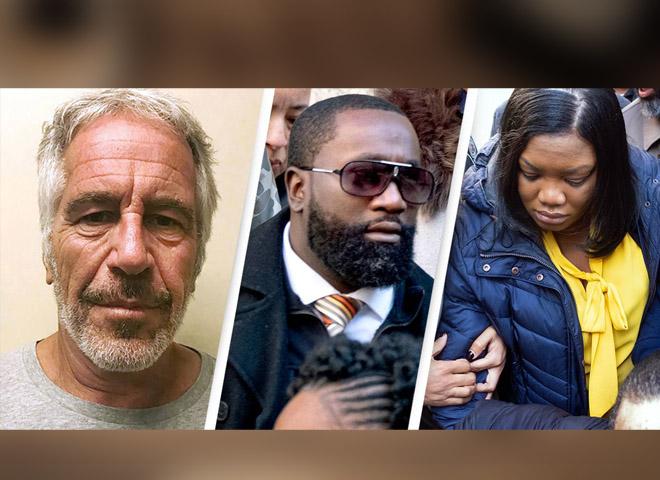 Zoom sur les caméras dans l'affaire Epstein