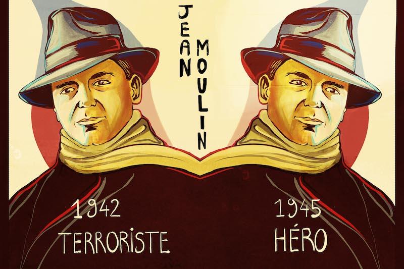 Jean Moulin dialectique de l'histoire par David