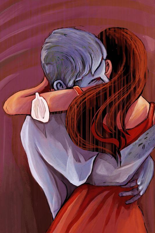 Qui réparera l'âme des amants tristes ? par David