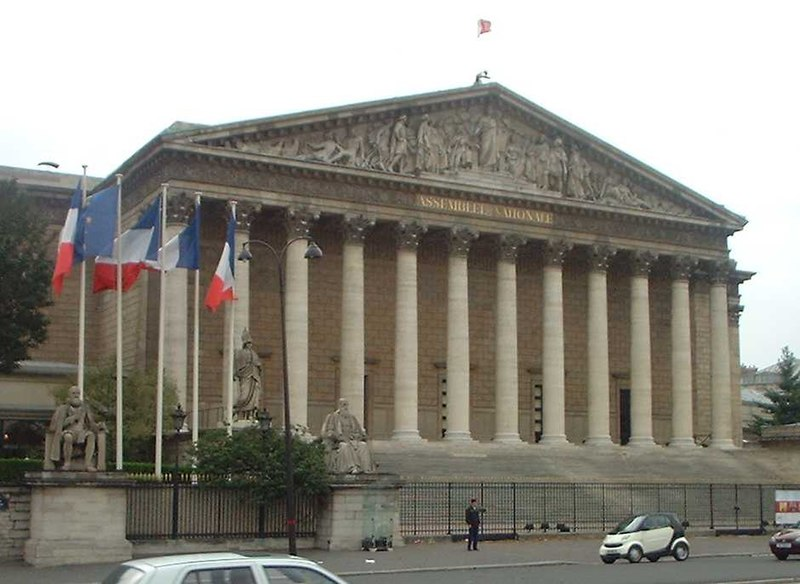 Assemblée Nationale - Wikimedia - Pol
