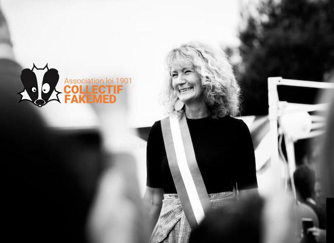 Martine Wonner se défend en justice contre les diffamations du collectif « FakeMed »