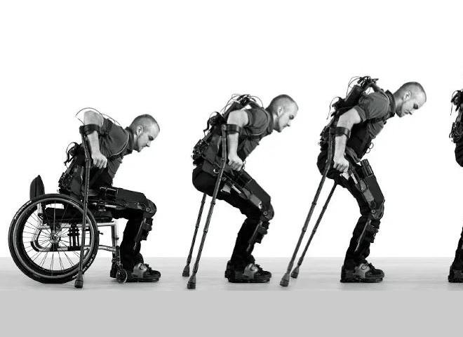 Un exosquelette pour permettre aux personnes paraplégiques de remarcher