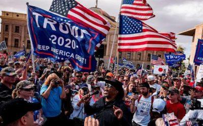 La fraude durant les éléctions se confirme aux USA