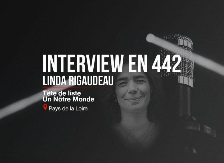 Un Nôtre Monde : entretien avec Linda Rigaudeau et Marie Misura, candidates aux élections régionales dans les Pays de la Loire.