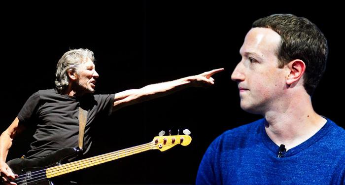 Roger Waters des Pink Floyd répond à Mark Zuckerberg : « Va te faire foutre ! »