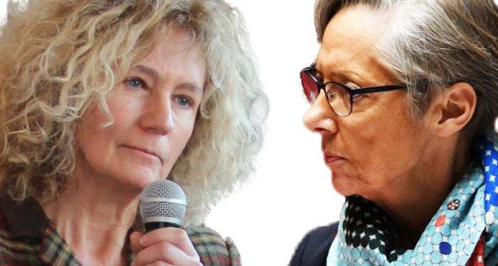 Précarité des jeunes :  Martine Wonner face à Élisabeth Borne