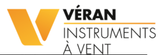 Véran instruments