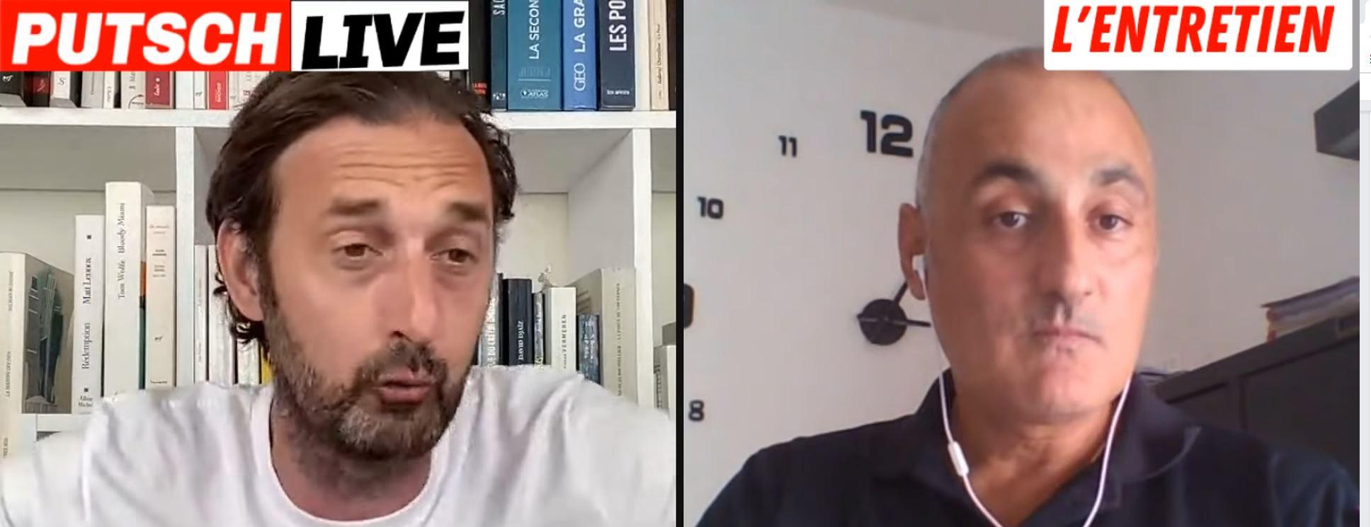 Rémy Chabbouh, pompier : «On refuse la vaccination obligatoire dans nos rangs !»