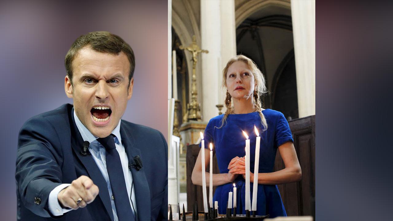 Lettre ouverte de Véronique Lévy à Emmanuel Macron au sujet de la tyrannie qu'il instaure